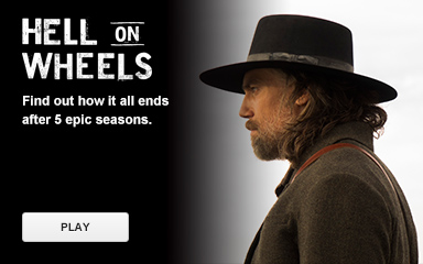 'Hell on Wheels'